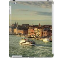 Smoke on the Lagoon iPad Case/Skin