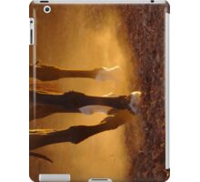 Rusty Old Legs iPad Case/Skin
