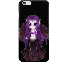 Morgana chibi - without mercy - League of Legends iPhone Case/Skin