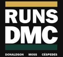 Runs DMC Shirt by runsdmc