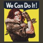 Ygritte Can Do It by SharpSticks