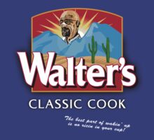Walter's Classic Cook | Breaking Bad | Walter White | Folgers Coffee by rydrew