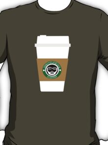 Hipster Coffee T-Shirt