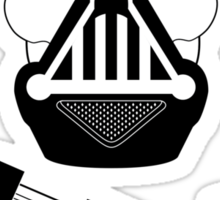 Vader and Cross Sabers_Alternate Sticker