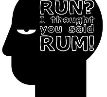 Rum? by Proyecto Realengo