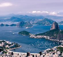 Sugarloaf Mountain by Anastasia E