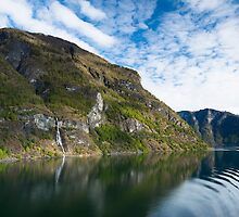 Fabulous Fjord by Anne Gilbert