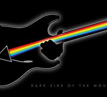 Dark Side of the Mour (Gilmour) by gstrehlow2011
