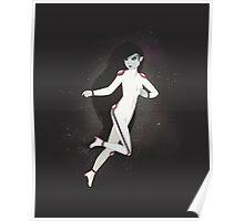 Marceline in Space Poster
