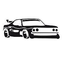 Car racing sports car tuning car by Style-O-Mat