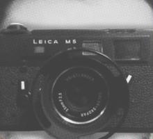 Camera Man Sticker
