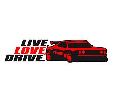 Live Love Drive Tuning Car by Style-O-Mat