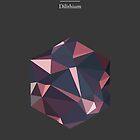 Gemstone - Dilithium by Marco Recuero