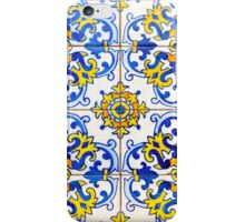 Vintage Azulejos Tile iPhone Case/Skin