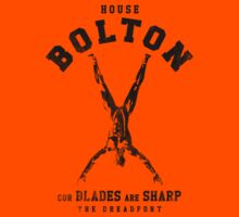 Game of Thrones House Bolton by nofixedaddress