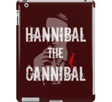 Hannibal The Cannibal iPad Case/Skin