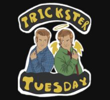 Trickster Tuesday by iamthetwickster