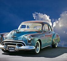 1950 'Gas Monkey' Olds Rocket 88 by DaveKoontz