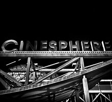 Ontario Place Cinesphere 1 Toronto Canada by Brian Carson
