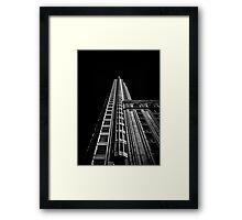 One King Street West Toronto Canada Framed Print