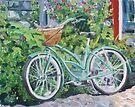 Summer Pedals by Juliane Porter