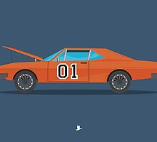 Dukes of Hazard by David Wildish