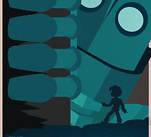 The Iron Giant by Yoash