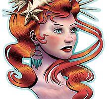 Mermaid Look by remotelycreativ