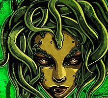 Medusa by spookydooky