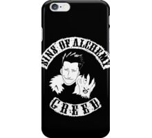 Sins of Alchemy - Greed (Patch) iPhone Case/Skin