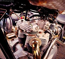 Steampunk Triumph by Byron Croft, Croft Photography by ByronCroft