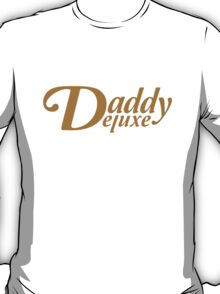 Cool Daddy Deluxe Gold Logo T-Shirt
