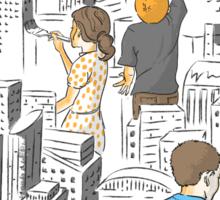 Children's City Sticker