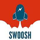 SWOOSH  by David Wildish