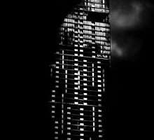 L Tower Toronto Canada by Brian Carson