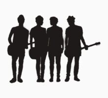5SOS Silhouette by Cliffocobra