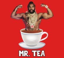 Mr Tea or Mr T by MalcolmWest