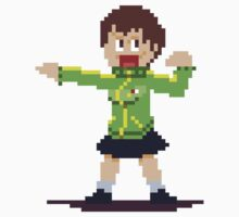 Chie Satonaka by Shoehead