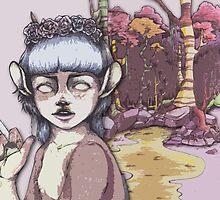 Fawn Girl by little-gunta