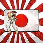 Ryu - Street Fighter 2 - Japan by JoelCortez