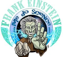Frank Einstein by EJTees
