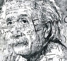 Einstein by Kyle Willis