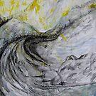 the winding way . . . .  by evon ski