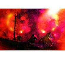 Mordor Unleashed Photographic Print