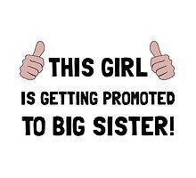Promoted To Big Sister by AmazingMart