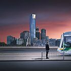 The Passenger by Adrian Donoghue