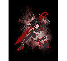 A la Kill Ryuko Photographic Print