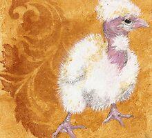 Baby chicken 3 by damasktattoo