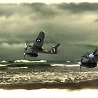 Westland Whirlwind fighter planes by victor