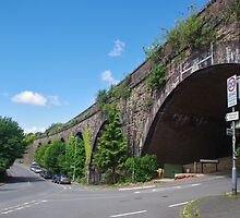 Bittaford Viaduct by lezvee